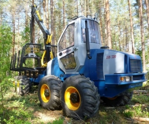 Forwarder LVS 720