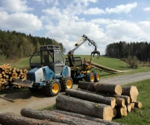 Forwarder LVS 520 with klembank 1